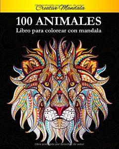 Mandala animales libro