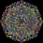 Mandalas coloreadas