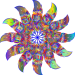 Mandalas coloreadas espectaculares